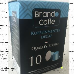 Koffeinmentes Decaf Qualiti Blend