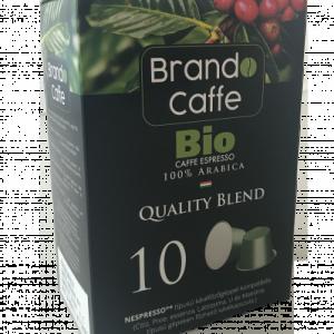 Bio Quality blend 100% arabica